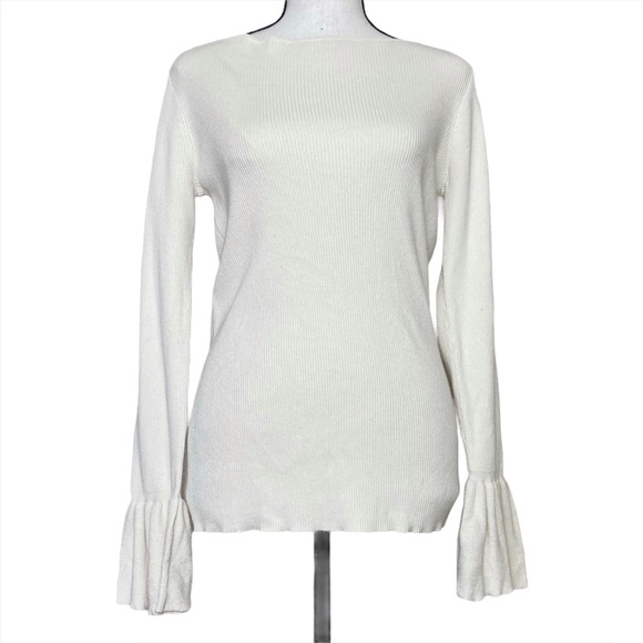 Ralph Lauren Bell Sleeve Sweater